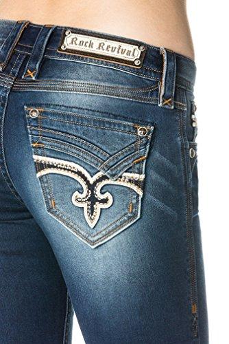 Kailey Skinny Jean S201 Rock Femme Denim Pour Revival 41qSPxH
