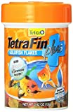 Tetra 77244 TetraFin PLUS Goldfish Flakes, 0.42-Ounce, 85 ml