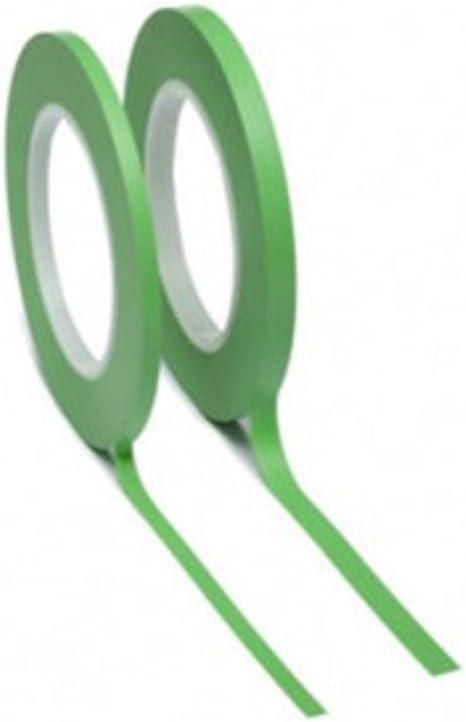Emm colad emm-903006/6/mm x 55/m Premium Green fine Line tape