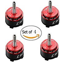 4PCS RV2205 2500KV RC Brushless Motor For FPV Racing Drones Multirotor Quadcopter 2CW 2CCW AOKFLY