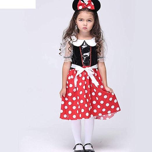 AIYA - Disfraz de Mickey Mouse para Halloween o Navidad: Amazon.es ...