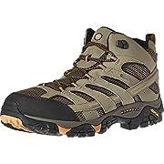 Merrell Men Moab 2 Mid Gtx High Rise Hiking High Rise Hiking Boots