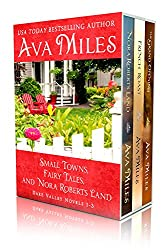 Small Towns, Fairy Tales, And Nora Roberts Land: Dare Valley Boxed Set 1-3 (English Edition)