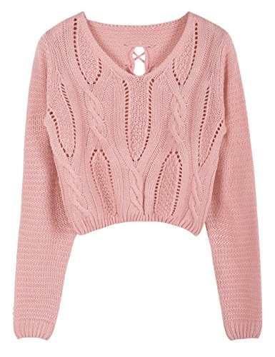 Womens XS Pink Sweater