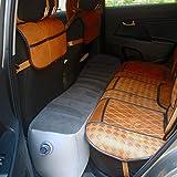 FTQCGZ Car Air Mattress Gap Pad Car Back Seat Air Mattress Inflation Bed Travel Air Bed Inflatable Vehicle Durable Seat Cover