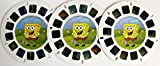 COMPLETE Set of 3 SPONGEBOB SQUAREPANTS View Master DISCS w/ Bubblestand, Gary Takes a Bath, & Frankendoodle (2003 Fisher Price) by SpongeBob SquarePants