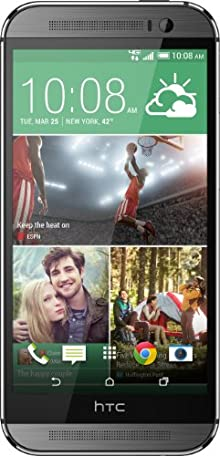 HTC One M8 32GB Gunmetal Grey