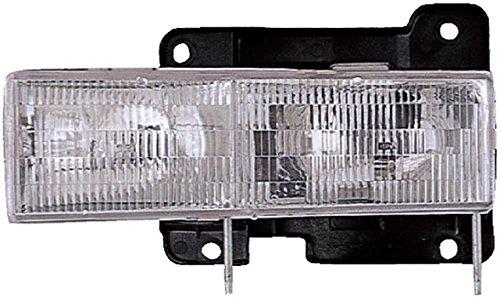 Dorman 1590001 Cadillac / Chevrolet / GMC Passenger Side Headlight