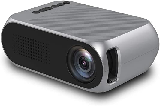YONGCHY Mini Proyector, LED Pico Proyector Full HD 1080P ...