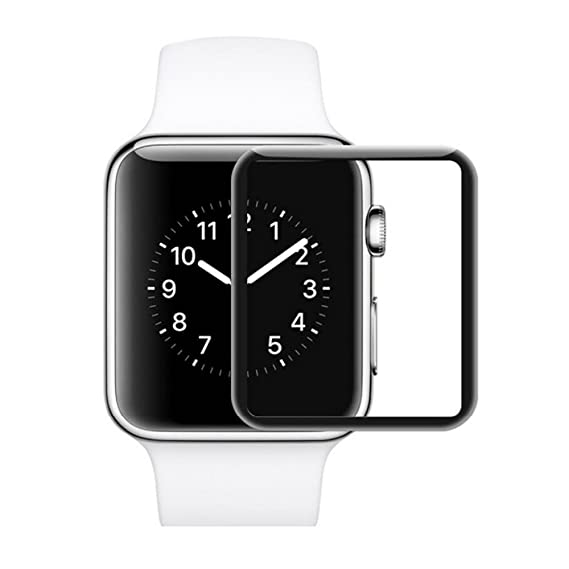 new concept 2e278 f1de7 Amazon.com: Apple Watch Band 42mm Series 3 Screen Protector, iWatch ...