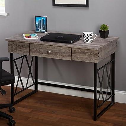 Astonishing Simple Living Seneca Home Office Furniture Desks Home Interior And Landscaping Transignezvosmurscom