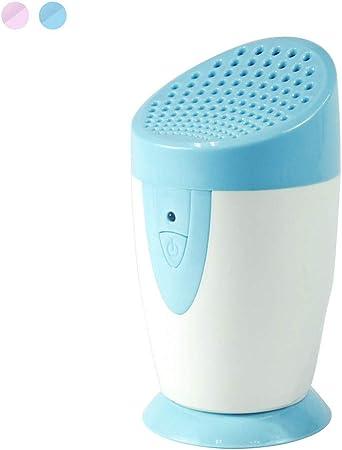 El purificador del aire del generador del ozono, quita el humo ...