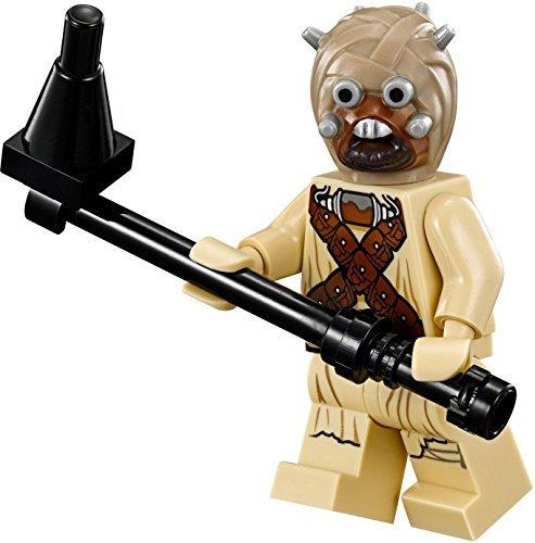 LEGO Star Wars Minifigure - Tusken Raider with Gaffi Stick (75081) (Raider Tusken Star)