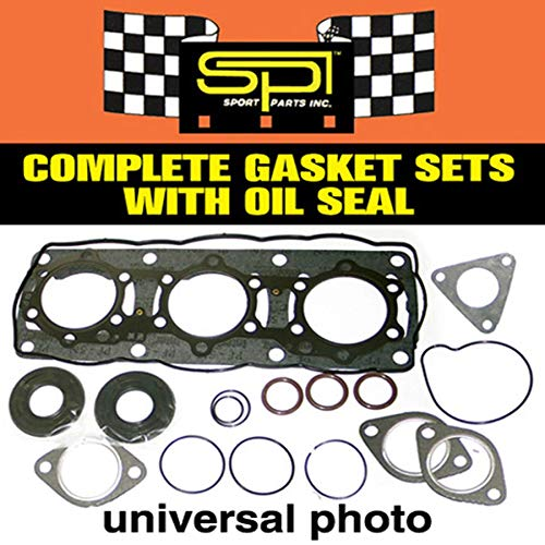 Complete Gasket Set 1997 Polaris Ultra SP Snowmobile -  RD - Sports Parts Inc., 09-711206.1200.20087.97