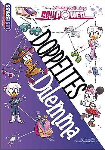 Lustiges Taschenbuch – Minnie & Daisy Spypower. Doppeltes Dilemma (LTB Lesespaß 2)
