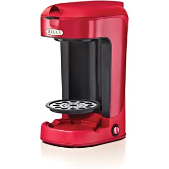Amazon Com Bella Bla13711 One Scoop One Cup Coffee Maker