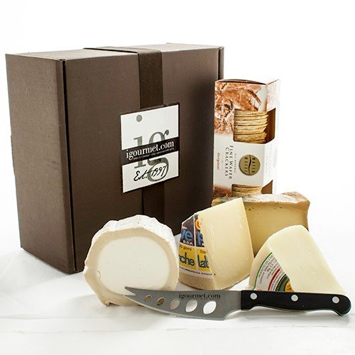 Sauvignon Blanc Cheese Assortment in Gift Box (25.25 ounce)