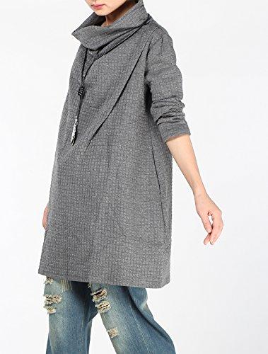 MatchLife - Sudadera - para mujer gris