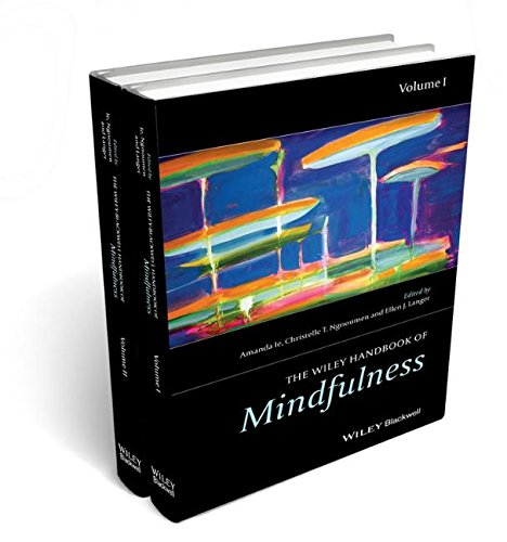 The Wiley Blackwell Handbook of Mindfulness (Wiley Clinical Psychology Handbooks) by Wiley-Blackwell
