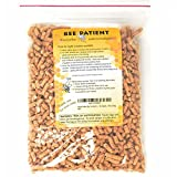 Wood Pellets Bee Smoker Fuel, With Bonus Beekeeping Smoker Fire Starters, 2 Pound Bag