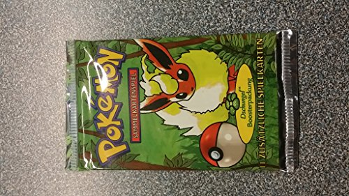 pokemon booster pack jungle - 7