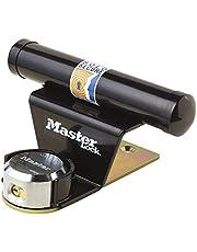 Master Lock Heavy Duty-slot voor garagedeur [Gecertificeerd Sold Secure + Secured by Design] [Universele pasvorm] [Sleutelslot] 1488EURDAT - Beveilig alle soorten garagedeuren met de Garagebeschermer