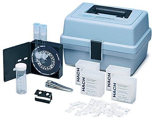 Hach 2299300 Iron Color Disc Test Kit, Model IR-21