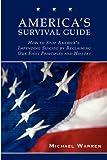 America's Survival Guide, Michael Warren, 1934248312