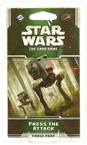 Star Wars LCG: Press the Attack (Star Wars The Card Game)