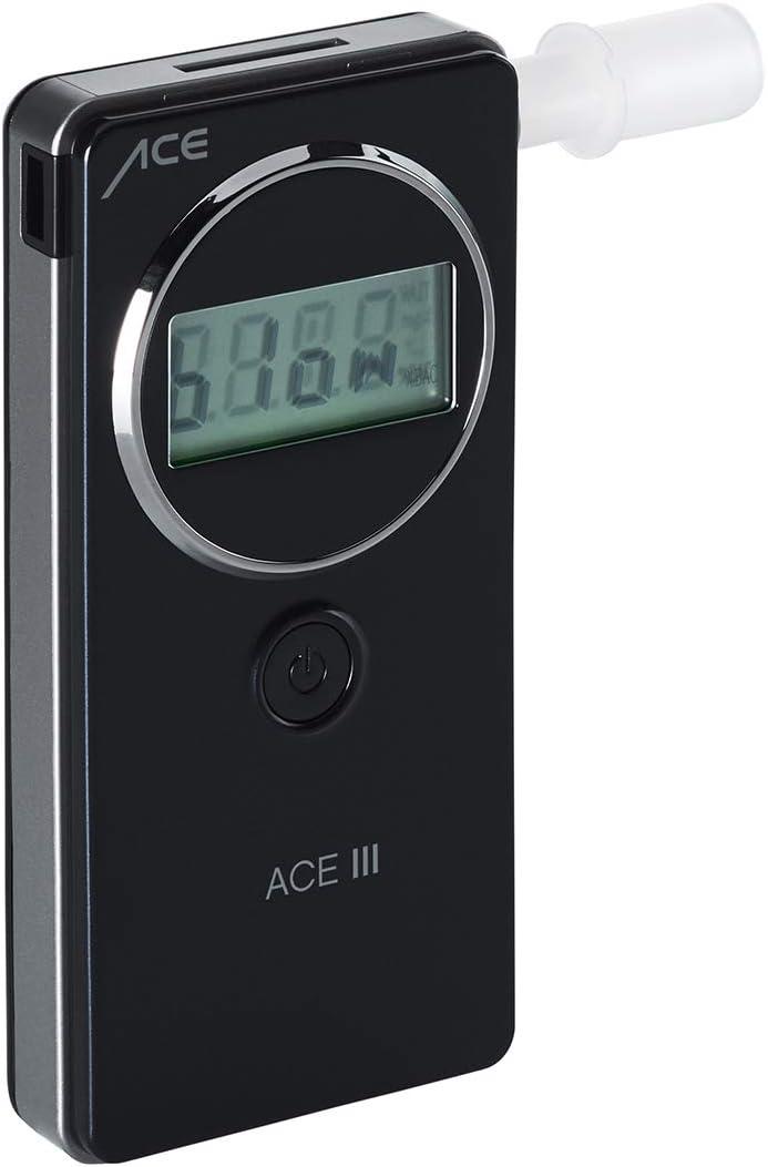 Ace 100078 Hygienesicheres Mundstück Für Alkoholtester 25 Stück Mit Rückatemsperre Auto