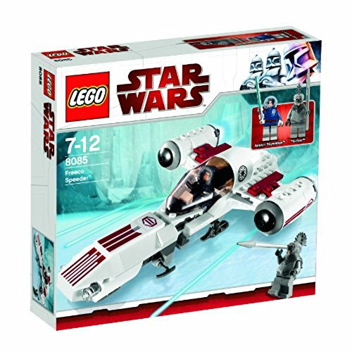Price comparison product image Lego Star Wars Freeco Speeder Cockpit Rear Cargo Toy (8085)