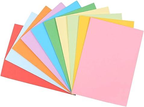 Art And Craft Card Vivid Colour A4 100 Sheets Per Pack
