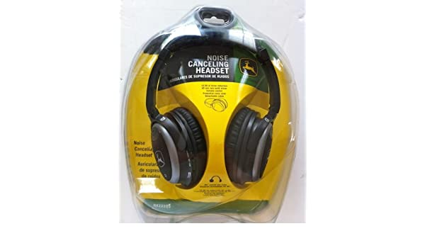 Amazon.com: John Deere Noise Canceling Headset GX22225: Computers & Accessories