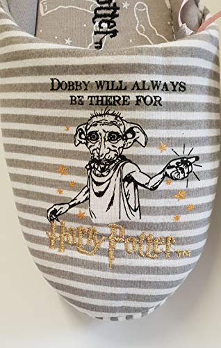 Potter Harry Potter Pantoufle Dobby Dobby Harry Gris wwvq1HF