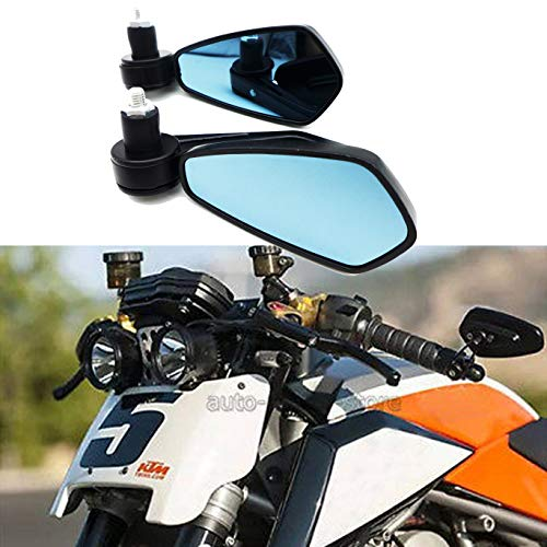 Bosting Motorcycle Sportbike Rearview Mirror 7/8