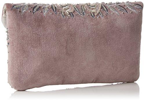 cm Clutch Floral Purple L Lilac Pochettes New W Look H x 3x15x20 Emmy femme qzWaC