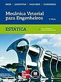 capa de Mecânica Vetorial para Engenheiros: Estática