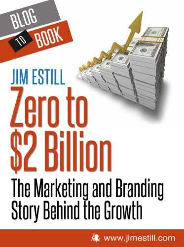 Zero To 2 Billion The Marketing Andnding Story Behind The Growth By Estill