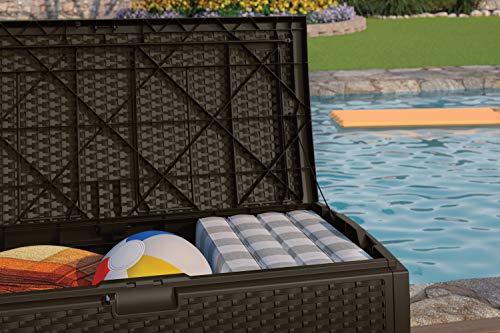 Suncast 73 Gallon Deck Box DBW7300