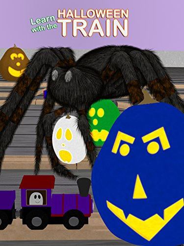 Learn with the Halloween Train]()