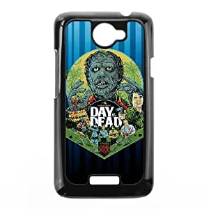 Day of the Dead For HTC One X Csae phone Case QYK620294