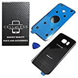CELL4LESS Compatible Back Glass Cover Back Battery Door Review and Comparison