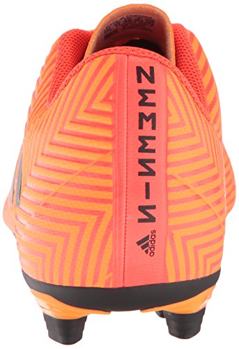 Zest 4 Shoe adidas Black 18 Men's Nemeziz Soccer Red Solar Firm Ground Aw18qwt
