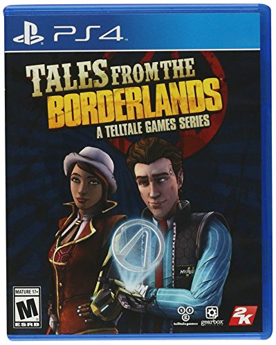 Tales from the Borderlands PlayStation 4 47739