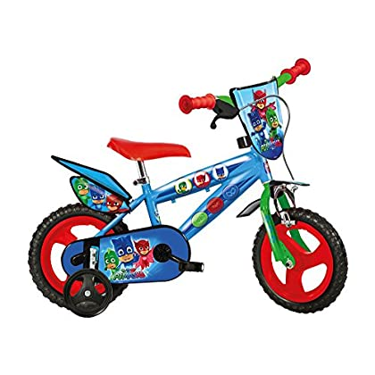 Image of Balance Bikes Dino Bikes 414U-PJ P J Masks 14' Bicycle