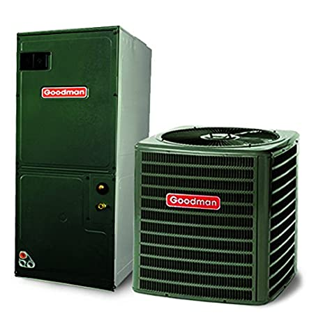 Amazon 25 ton 13 seer goodman air conditioning system 25 ton 13 seer goodman air conditioning system gsx130301 aruf30b14 sciox Image collections