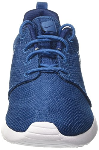 Nike Roshe Run One Mens Scarpe Nero / Antracite-vela 511881-010 Blu