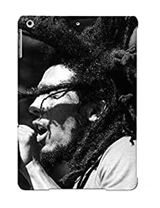 Fashion IJolQqP1138ucviC Case Cover For Ipad Air(bob Marley The Wailers Reggae Microphone Concert Concerts )