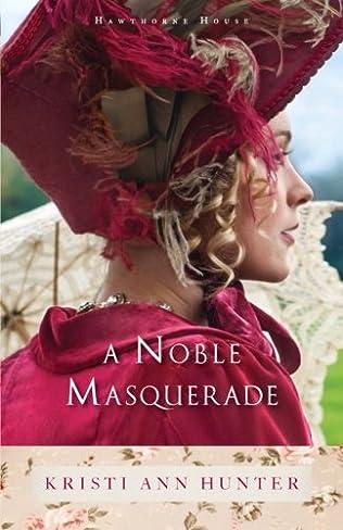 book cover of A Noble Masquerade