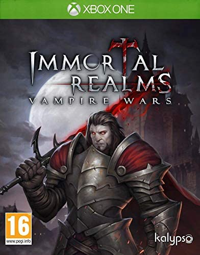 Immortal Realms: Vampire Wars: Amazon.es: Videojuegos